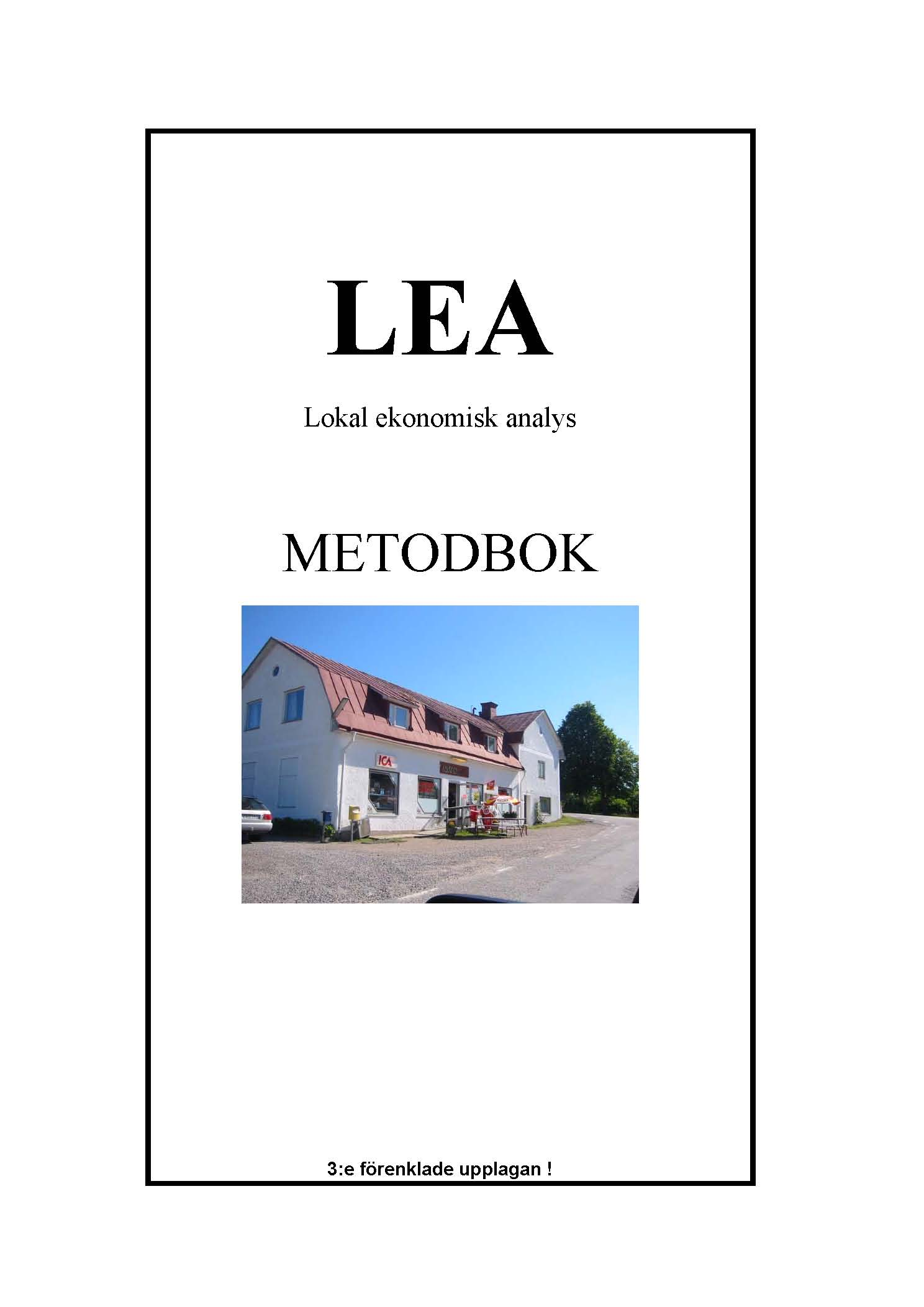 Ladda ner metodboken om hur man gr en LEA